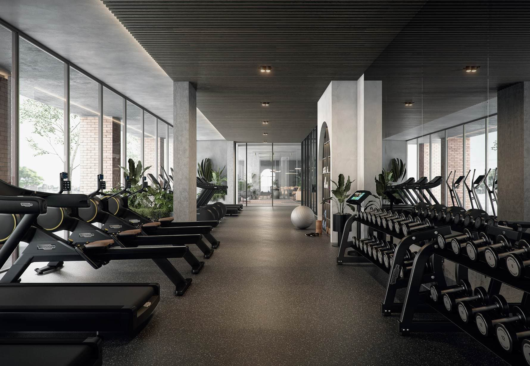 Anthem Gym